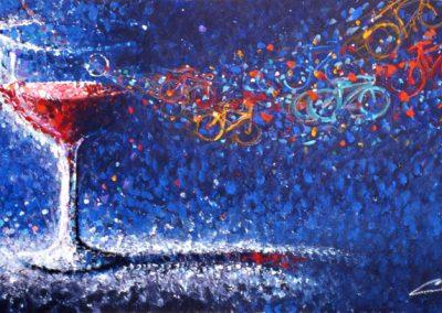 il foro del principe - cm.100x50